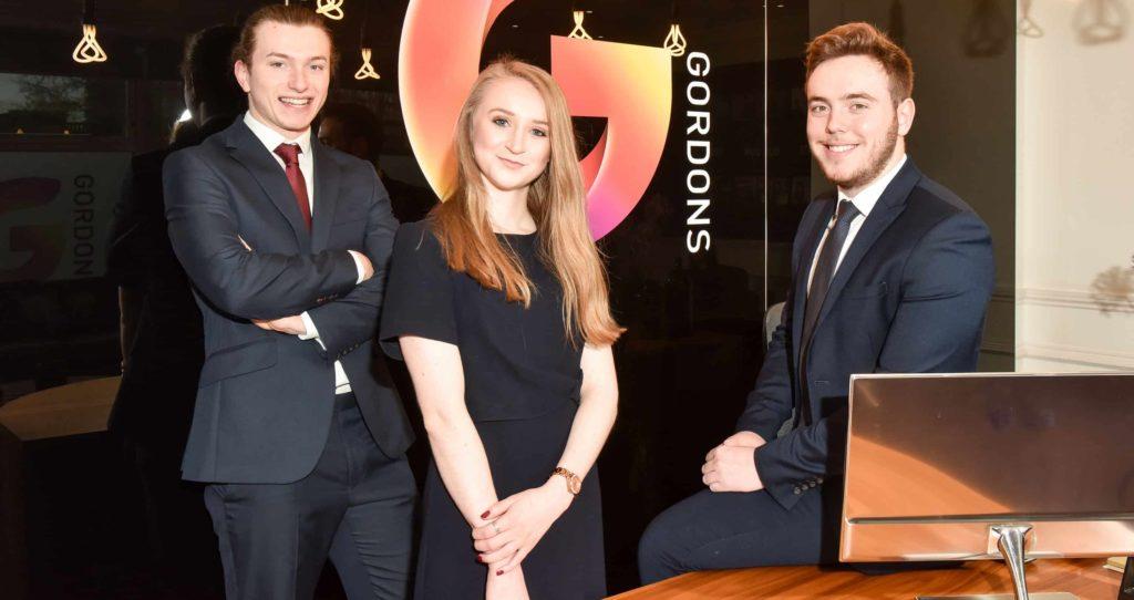 Gordons Apprenticeship Programme | Gordons law firm